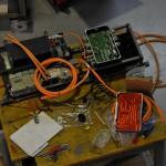 High voltage wiring works